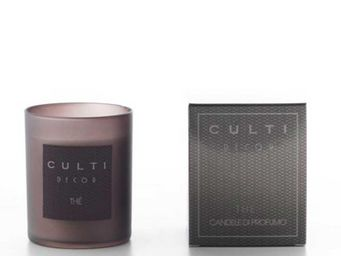 Culti - bougie decor th� - Bougie Parfum�e