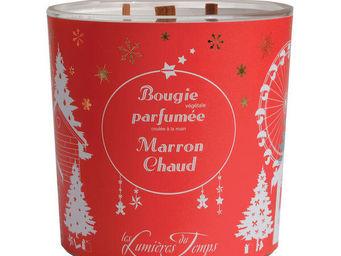 LES LUMIÈRES DU TEMPS -  - Bougie Parfumée