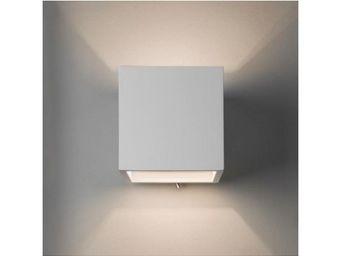 ASTRO LIGHTING - applique murale carr�e pienza 140 interrupteur - Applique