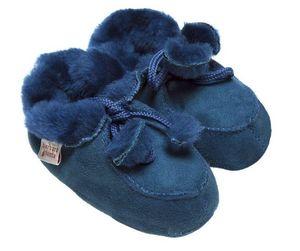 BABBI - bottine jeans - Chausson D'enfant