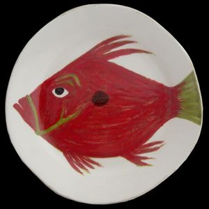 Au Bain Marie - collection nemo - Assiette Plate