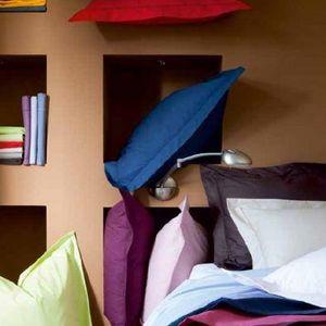 Essix home collection - percale de coton 80 fils - Taie D'oreiller