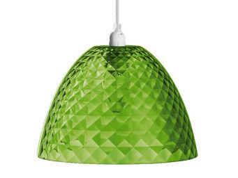 Koziol - stella - suspension vert transparent ø25,5cm | sus - Suspension