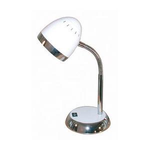 Corep - tropic - lampe de bureau blanc | lampe à poser cor - Lampe De Bureau