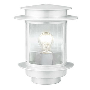 Eglo - exit 1 - applique d'extérieur blanc | luminaire d - Applique D'extérieur