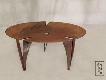 FERROLAB -  - Table Basse Ronde