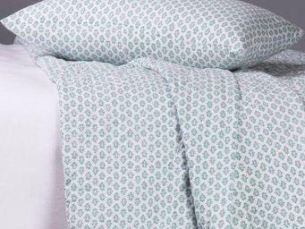 BLANC D'IVOIRE - jaipur jade - Coussin Rectangulaire