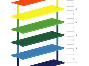 Chameleon-decor - multicolore - Etagère