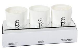 La Compagnie Des Senteurs -  - Bougie Parfum�e