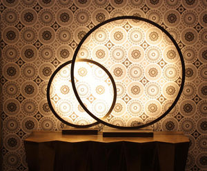 Monpas -  - Lampe À Poser