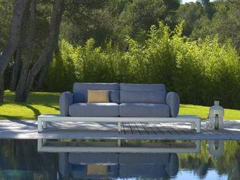Les Jardins -  - Canapé De Jardin