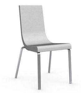 Calligaris - chaise haut de gamme cruiser de calligaris assise - Chaise