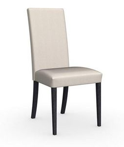 Calligaris - chaise italienne latina de calligaris piétement gr - Chaise