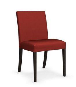 Calligaris - chaise latina low de calligaris piétement wengé as - Chaise