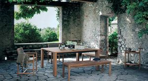 Roda -  - Table De Jardin