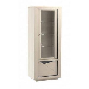Girardeau - colonne avec tiroir bar macao - Armoire Vitrine
