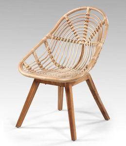 KHA HOME DESIGN -  - Chaise De Jardin