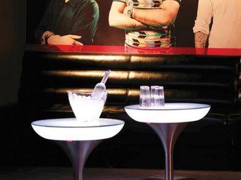 Moree - lounge m 45-- - Table Basse Lumineuse