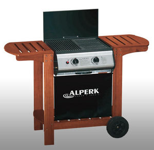 ALPERK -  - Barbecue Au Gaz