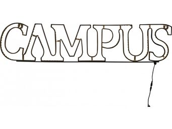 Kare Design - applique murale campus led - Applique