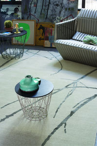 Toulemonde Bochart - kawa naturel - Tapis Contemporain