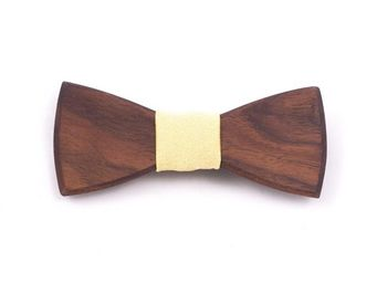 WOODWAY - woodway bow tie - Dressing Accessoires