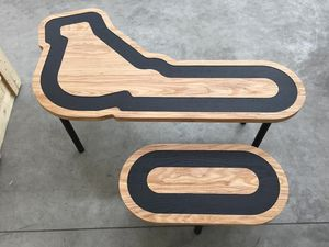STUDIO DELLE ALPI - temples of speed - Table D'appoint