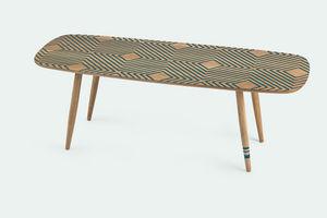 SAKS CORNER -  - Table Basse Ovale