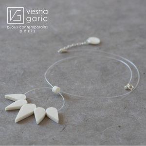 VESNA GARIC - perle - Pendentif