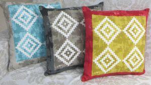 ITI  - Indian Textile Innovation - batik - Housse De Coussin