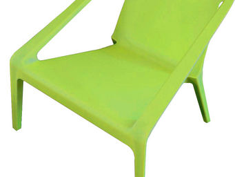 WILSA GARDEN - fauteuil relax design pool side vert - Fauteuil De Jardin