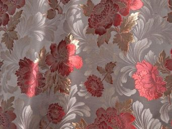DECOBEL - albiflora 3205 - Tissu D'ameublement