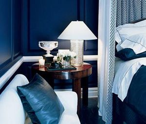 Ralph Lauren Home - blue book iii - Tissu D'ameublement