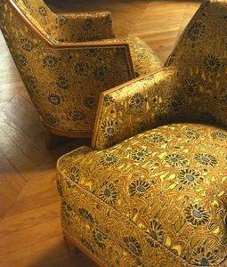 Tassinari & Chatel - lalique - Tissu D'ameublement Pour Siège