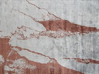 EDITION BOUGAINVILLE - sand stamp cooper - Tapis Contemporain
