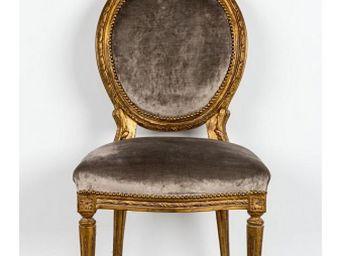 Artixe - gordella--- - Chaise Médaillon