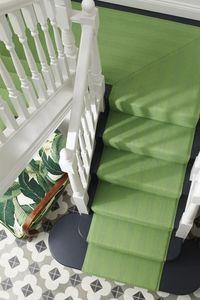 Roger Oates - new hadley lime - Tapis D'escalier