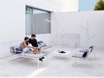 GANDIA BLASCO - blau - Salon De Jardin