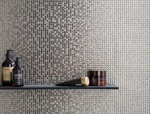 Porcelanosa Groupe - bombay silver - Carrelage Mosaïque Mural