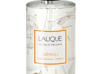 Lalique - room spray 100ml néroli, casablanca - Parfum D'intérieur