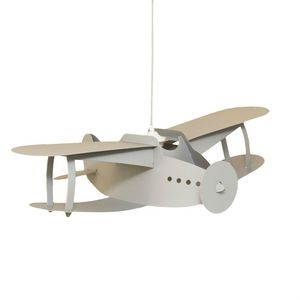 Rosemonde et michel  COUDERT - avion biplan - Suspension Enfant