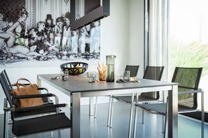 Kettler -  - Table De Repas Rectangulaire