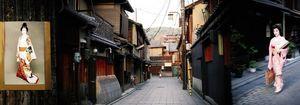 Nouvelles Images - affiche spirit of kyoto - Affiche