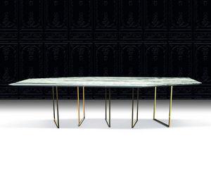 Beau & Bien - moov' - Table De Repas Rectangulaire