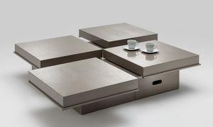 IDIMEX -  - Table Basse Forme Originale