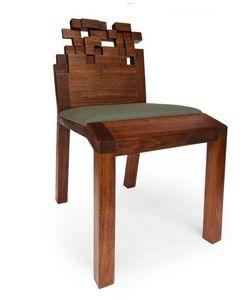 Olivier Dollé - pixel - Chaise