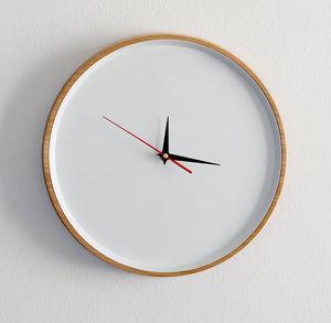 ABEL CÁRCAMO -  - Horloge Murale