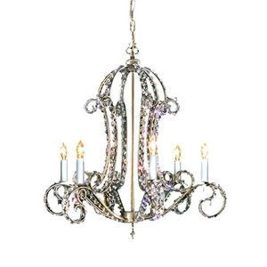 ALAN MIZRAHI LIGHTING - jk053 aurora - Chandelier