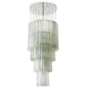 ALAN MIZRAHI LIGHTING - dv2060 glass tube - Lustre