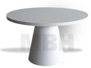 MBH INTERIOR -  - Table De Repas Ronde